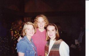 Ann Carter Duncan, Kelly, Christal West